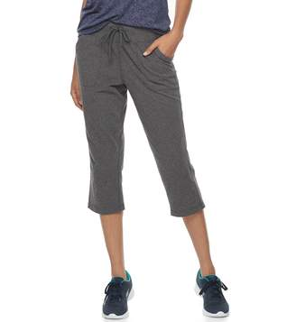 Tek Gear Women's Straight Leg Capris
