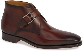 Magnanni Luka Monk Strap Boot