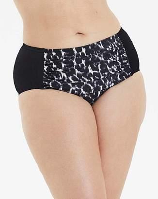 ad7a13b5d758e Magisculpt Animal Print Bodysculpting Shaping Bikini Bottoms
