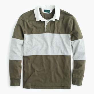 J.Crew 1984 Pieced Rugby Shirt