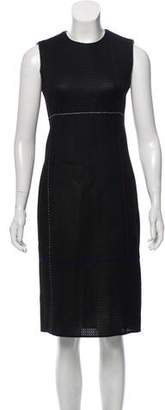 Calvin Klein Collection Mesh Sleeveless Dress w/ Tags