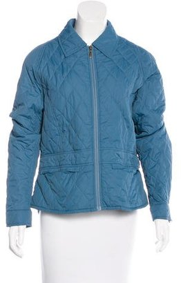 Barbour Lightweight Quilted Jacket $175 thestylecure.com