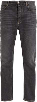 Acne Studios Land mid-rise straight-leg jeans