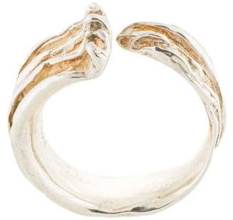 Holzpuppe rotten wood ring