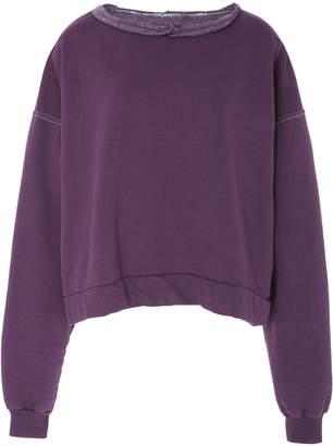 Rachel Comey Mingle Cotton Blend Sweatshirt