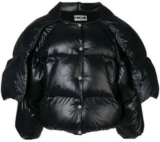 Hache cropped puffer jacket