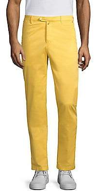Kiton Men's Classic Straight-Fit Jeans