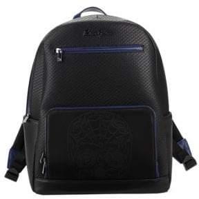 Robert Graham Debossed Two-Tone Backpack