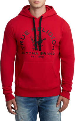 True Religion MENS ONLINE EXCLUSIVE BUDDHA PULLOVER HOODIE