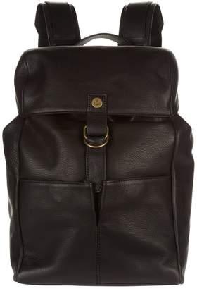 Vivienne Westwood Leather Drawstring Backpack