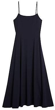 Theory Women's Paneled Tank Maxi Dress