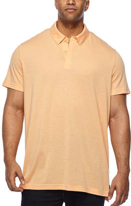 a0837dfc MSX BY MICHAEL STRAHAN Msx By Michael Strahan Mens Short Sleeve Polo Shirt.  JCPenney ...