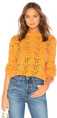 Tularosa Open Weave Sweater