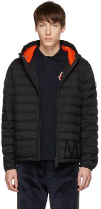 Moncler Black Down Dreux Jacket