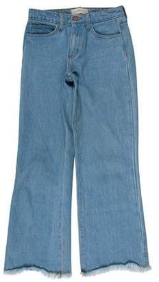 Objects Without Meaning Mid-Rise Jeans