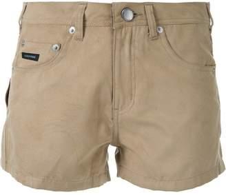 GUILD PRIME velvet effect shorts