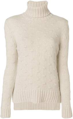 Asolo Borgo bubble knit jumper