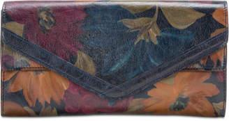Patricia Nash Lipari Leather Clutch