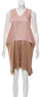 Marni Asymmetrical Knee-Length Dress
