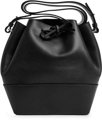 Arket Leather Bucket Bag