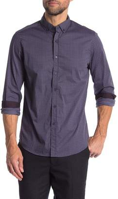 Heritage Micro Geo Print Slim Fit Shirt