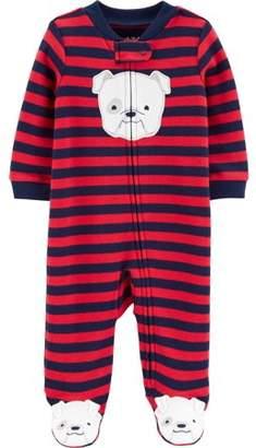 65b69c912d Carter's Child of Mine by Zip-up sleep n play pajama (baby boys)