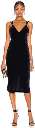 Dion Lee Velvet Dress