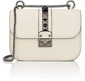 Valentino Women's Lock Small Shoulder Bag - Ivory