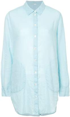 Marc Cain fitted button-down shirt