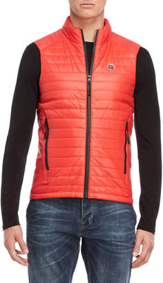 Gaudi' Gaudi Jeans Red Quilted Vest