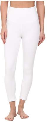 Yummie by Heather Thomson Gloria Skimmer Cotton Shaping Legging Women's Casual Pants