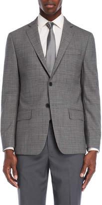 John Varvatos Charcoal Wool Sport Coat