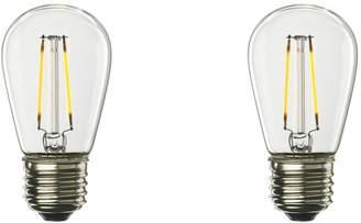 Bulbrite LED Filament Bulb (Set of 2)