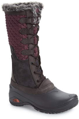 55e92ffca0 The North Face Shellista III Tall Waterproof Insulated Winter Boot