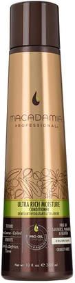 Macadamia Professional Ultra Rich Moisture Conditioner - 10 oz.
