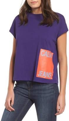 Calvin Klein Jeans Logo Muscle Tee