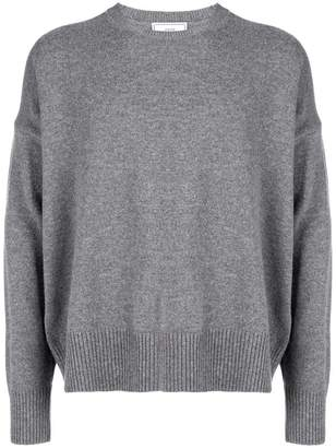 Ami Alexandre Mattiussi Crewneck Oversized Sweater