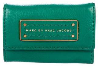Marc by Marc Jacobs Marc Jacobs Leather Key Holder