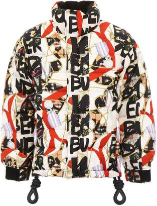 Burberry Tissington Puffer Jacket