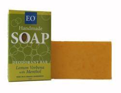 Lemon Verbena with Menthol Deodorant Soap Bar