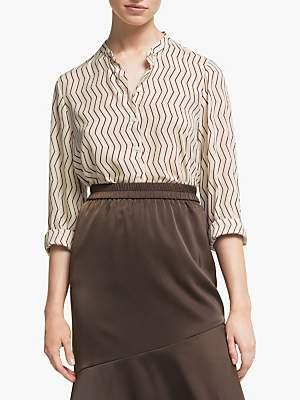 Vero Moda AWARE BY Button Down Shirt, Birch