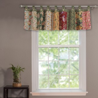 Greenland Home Fashions Antique Chic Window Valance