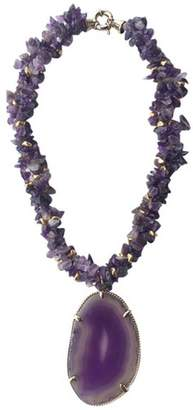 Love's Hangover Creations Amethyst Queen Necklace