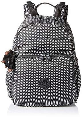 Kipling Maisie Printed Diaper Bag Backpack