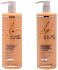Nick Chavez Thirst Quencher Shampoo and Conditi