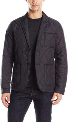 Vince Camuto Men's Water Resistant Quilted Jacket