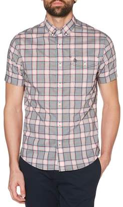 Original Penguin Dobby Check Shirt