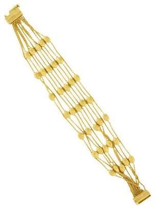 Marco Bicego 18K Siviglia 10-Strand Bracelet