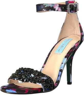 Betsey Johnson Blue Women's Sb-gina Dress Sandal