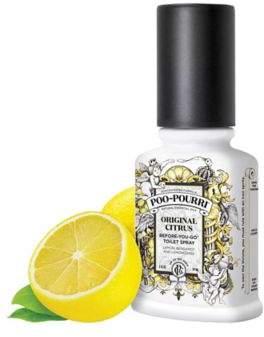 Poo-Pourri® Before-You-Go® 2 oz. Toilet Spray in Original Citrus $9.99 thestylecure.com